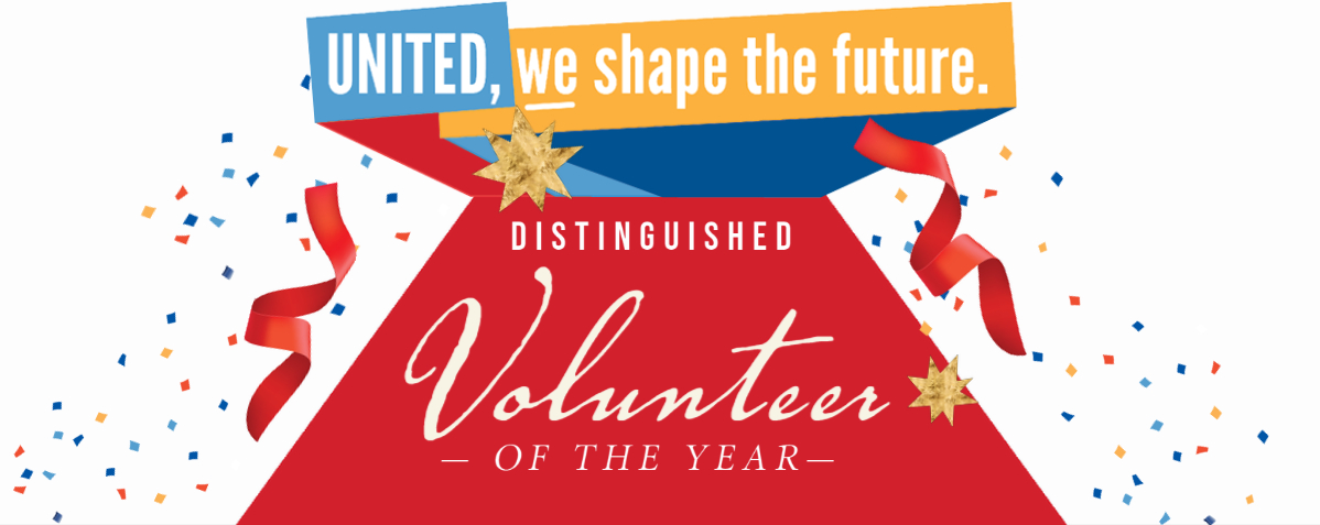 Distinguished Volunteer of the Year